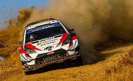【トヨタ WRC】2019 第6戦 ラリー・チリ