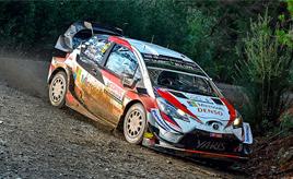 【トヨタ WRC】2019 第8戦 ラリー・イタリア