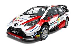 【TOYOTA GAZOO Racing、WRC詳細情報はこちら】