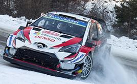 【トヨタ WRC】2020 第1戦 ラリー・モンテカルロ
