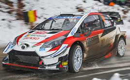 【トヨタ WRC】2020 第2戦 ラリー・スウェーデン