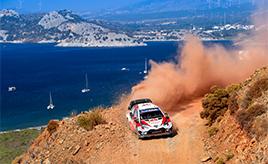 【速報】WRC2020第5戦ラリー・トルコ、トヨタのエバンスが今季2勝目を飾る