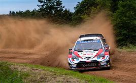 【トヨタ WRC】2020 第5戦 ラリー・トルコ