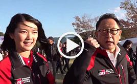 GAZOO Xチャンネル 新城ラリー2017編