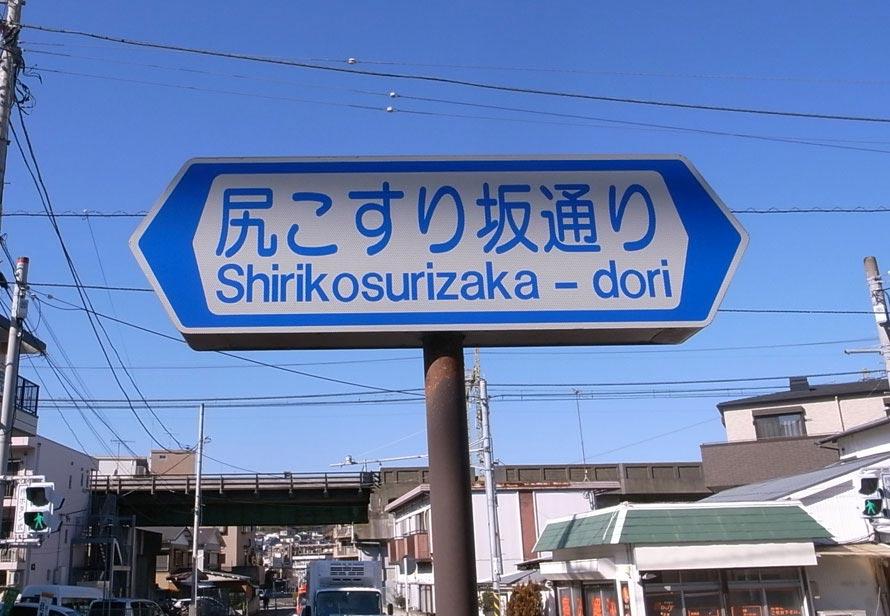 国道の云われ(国道 134 号/神奈...