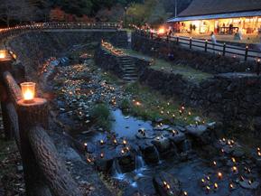 もみじまつりと行基の湯、行者そばを楽しむ晩秋の一日 香川県高松市塩江町