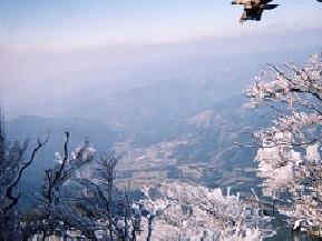 美しい樹氷は1月頃が見頃!高峰、市房山へドライブ 熊本県水上村