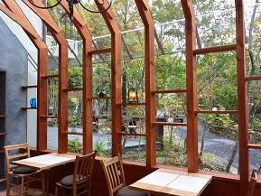 季節の移ろいを感じる素敵なレストランを訪ねるドライブ 大阪府能勢町