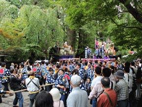 厳かな武家屋敷を彩る祭り絵巻!角館祭りのやま行事へドライブ 秋田県仙北市