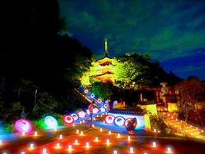 2017年は同時開催!飛鳥光の回廊&彼岸花まつりへドライブ 奈良県明日香村