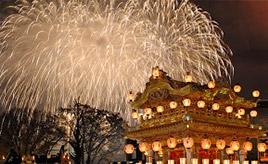 ゆく年、そしてくる年!秩父夜祭と三峯神社の初日の出へドライブ 埼玉県秩父市