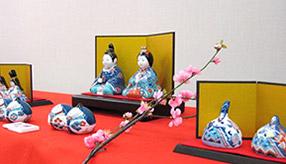 お気に入りのひな人形を見つけよう!焼き物の里へドライブ 佐賀県伊万里市