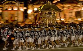 日本三大山車祭のひとつ!華麗なる長浜曳山まつりへドライブ 滋賀県長浜市