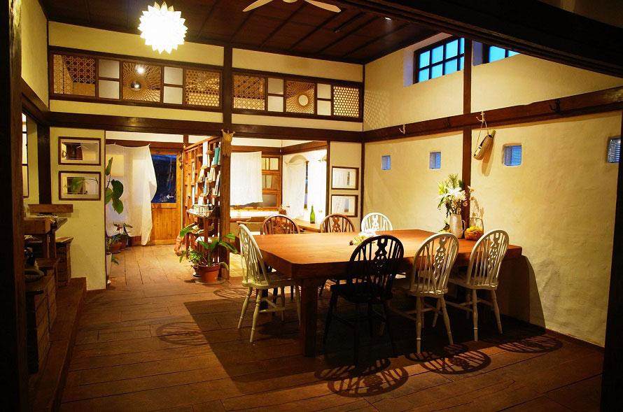 おしゃれで居心地の良い店内。料理教室やイベントが行われるなど、コミュニティ作りの場でもある