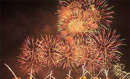 熱い踊りを披露!淡路島を代表する夏祭りへドライブ 兵庫県洲本市