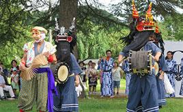 400年の歴史をもつ「ささら舞」を鑑賞!伝統行事を体験するドライブへ 秋田県仙北市