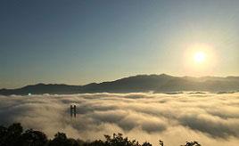 10~11月は特にチャンス!奇跡の絶景・雲海を見にドライブ 埼玉県秩父市