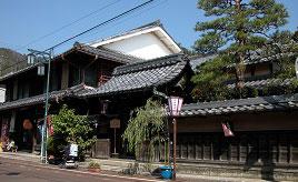 地蔵院の門前町として栄えた宿場町、風情ある北国街道 木之本宿へドライブ 滋賀県長浜市