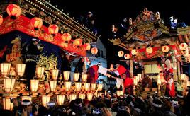 2018年も開催!年の瀬を告げる夜祭や絹市へドライブ 埼玉県秩父市