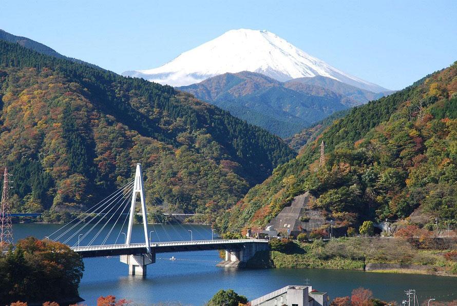 毎年11月の最終日曜には「丹沢湖マラソン」が開催される。夏のカヌーマラソンや花火大会でもにぎわう。