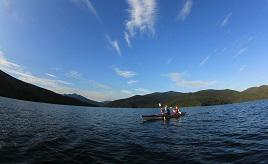 大自然の中で夏のアウトドアを楽しもう!然別湖畔へドライブ 北海道鹿追町