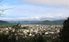 稲荷山山頂から絶景を望もう!おすすめカフェと史跡をめぐるドライブ 三重県大台町