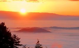 初日の出&初詣ドライブへ! 大自然の中の林道とパワースポットに癒される 京都府南山城村