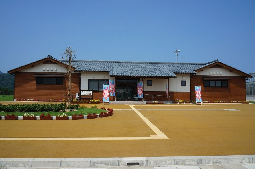 「園芸LABOの丘」には遠足や校外学習で小学生もよく訪れる。