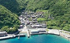 里山の風景と夕日の絶景が広がる!愛媛最南端の風光明媚な町をドライブ 愛媛県愛南町