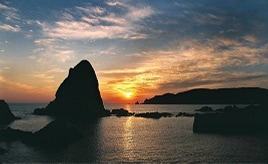 国道226号の「南さつま海道八景」へ!絶景続きの海岸ドライブに出かけよう 鹿児島県笠沙町