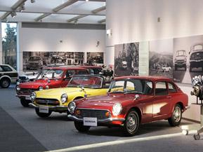 ツインリンクもてぎ内 Honda Collection Hall(栃木県) - 全国の自動車博物館