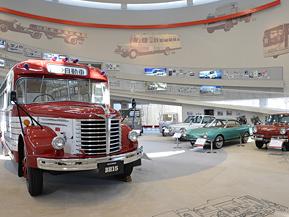 日野オートプラザ(東京都) - 全国の自動車博物館