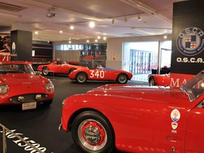 """アウト ガレリア """"ルーチェ"""" [auto galleria LUCE](愛知県) - 全国の自動車博物館"""