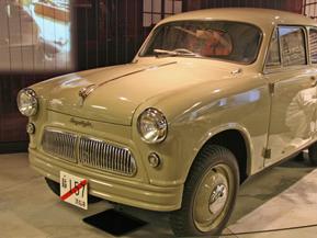 スズキ歴史館(静岡県) - 全国の自動車博物館