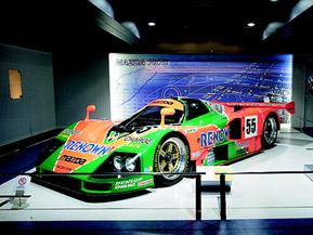 マツダミュージアム(広島県) - 全国の自動車博物館
