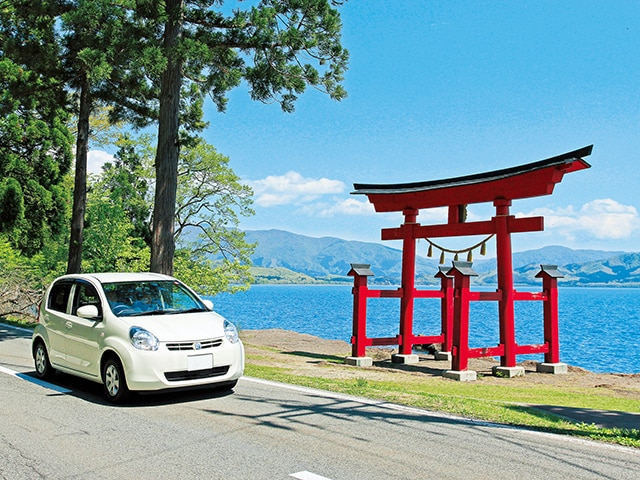 秋田県田沢湖を巡るおすすめドライブルート