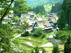 世界遺産合掌造り 白川郷と五箇山を巡る 観光におすすめのドライブルート