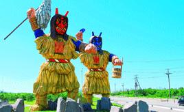 秋田県 男鹿半島を巡る観光におすすめのドライブルート