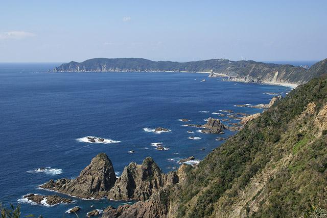 鹿児島県南さつま海道八景を通る、観光におすすめのドライブルート