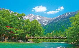 奥飛騨 岐阜県の観光におすすめのドライブルート