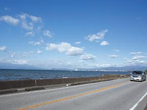 長浜・黒壁スクエアを堪能する滋賀県城下町のドライブルート