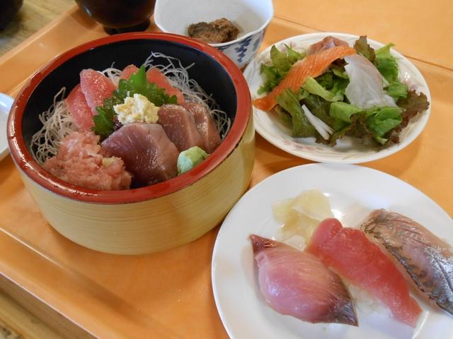 行列のできる店でマグロ食べ放題!! 満腹グルメドライブ 関東(茨城)編