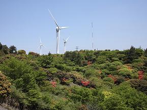 笠取山から青山峠へ抜ける 青山高原を巡る 三重県のドライブルート