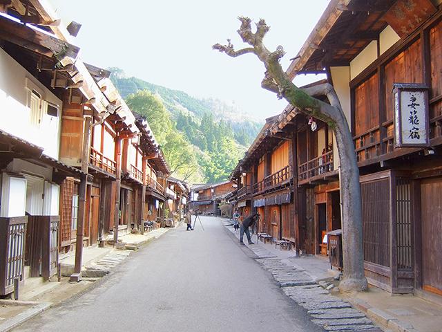 中山道や馬籠宿など宿場散歩を楽しむ 長野おすすめのドライブルート
