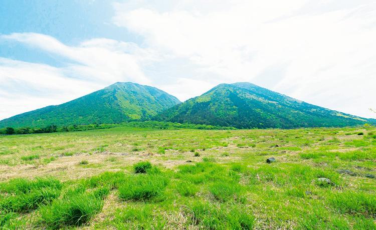 島根の三瓶山まるっと一周高原ドライブルート