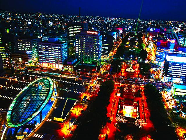 名古屋テレビ塔で告白!?恋人たちの聖地をめぐるドライブルート