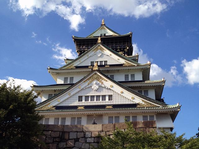関西の名城めぐり!城マニアならずとも感激まちがいなしドライブルート