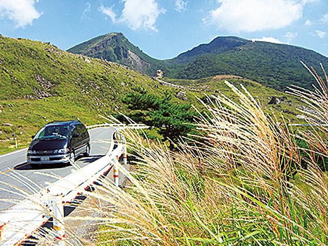 温泉を楽しむ 鹿児島・霧島ドライブルート
