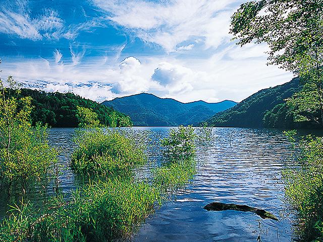 然別湖、旧幸福駅を巡る 北海道 十勝・帯広ドライブルート