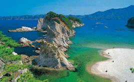 岩手・盛岡から三陸海岸、遠野、花巻を巡るドライブルート